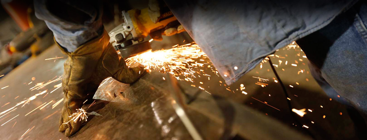 The Game Changing Metal-Fabrication Company