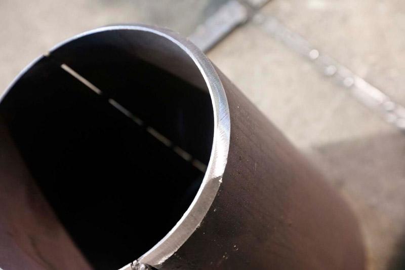 Cones and concentric reducers portfolio custom metal
