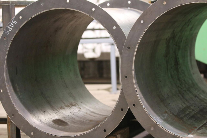 sheet metal cylinders rings 1